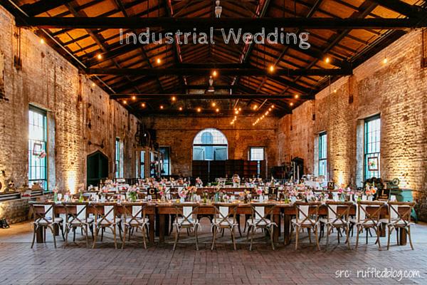 Industrial Weddings :: Warehouse Weddings