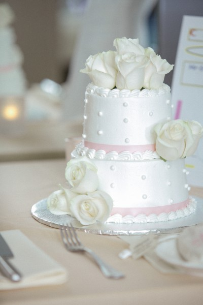 Small Wedding Cake :: Wedding Reception Packages