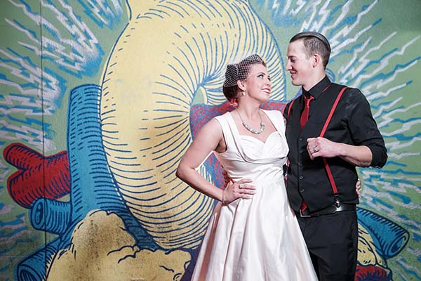 Rockabilly and Punk Weddings Ideas