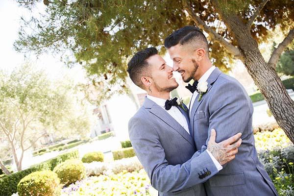Same-Sex Wedding in Las Vegas | LGBTQ Wedding Ideas
