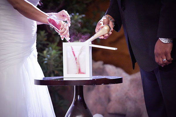 Sand Ceremony for Wedding | Personalize Your Wedding Ceremony Tips