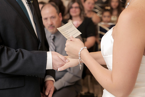 How to Customize Your Vows | Personalize Your Wedding Ceremony Tips