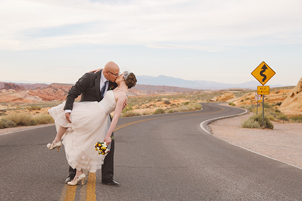 Scenic Wedding Photos | Road Photographs