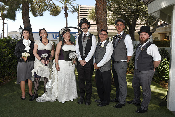 Steampunk Weddings | Geek-chic Wedding Photos