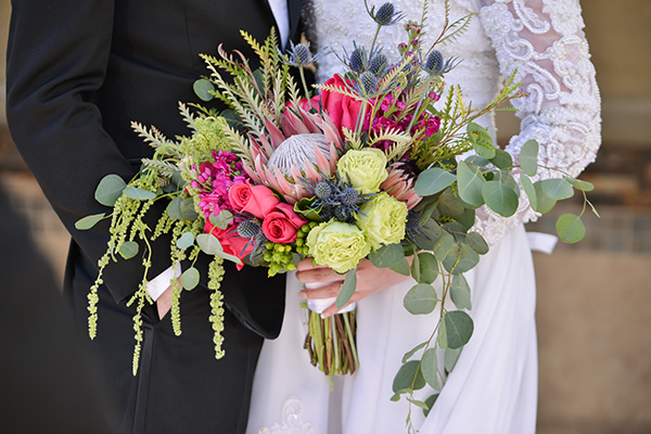 Wedding Floral | Rustic Wedding Bouquets