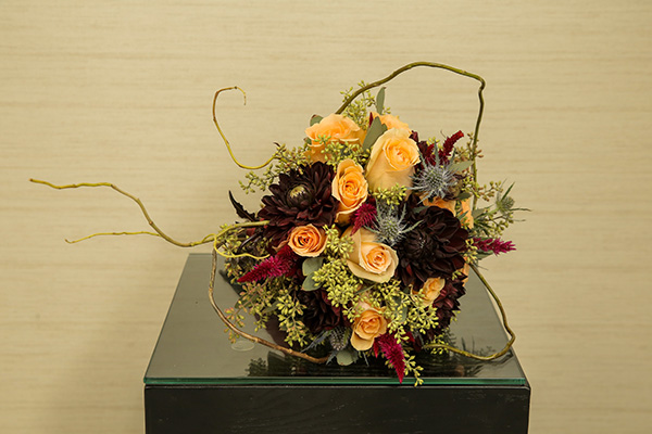 Rustic Bridal Bouquets | Fall Wedding Floral