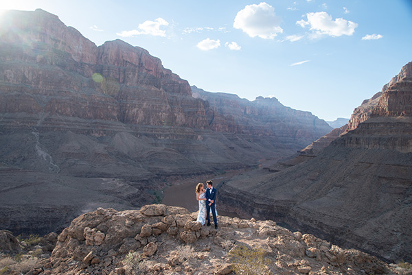 Grand Canyon Weddings | Outdoor Wedding Venues