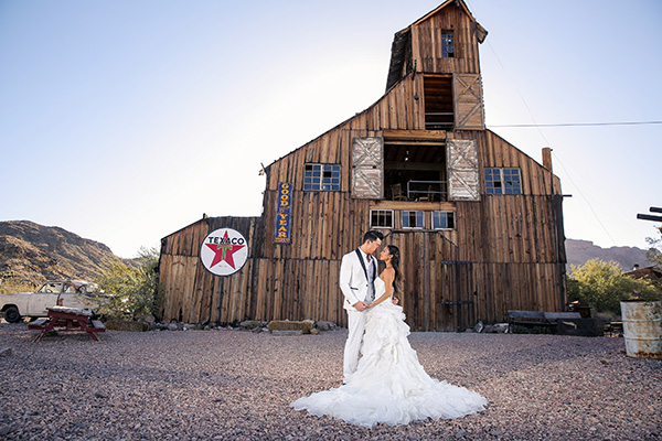 Outdoor Weddings | Rustic Weddings in Las Vegas