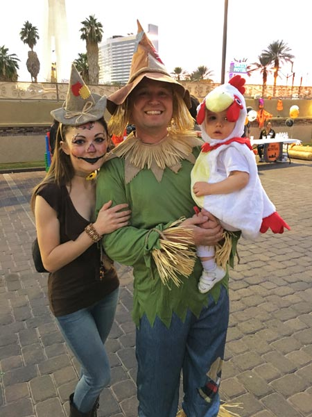 Family Friendly Halloween Events in Las Vegas