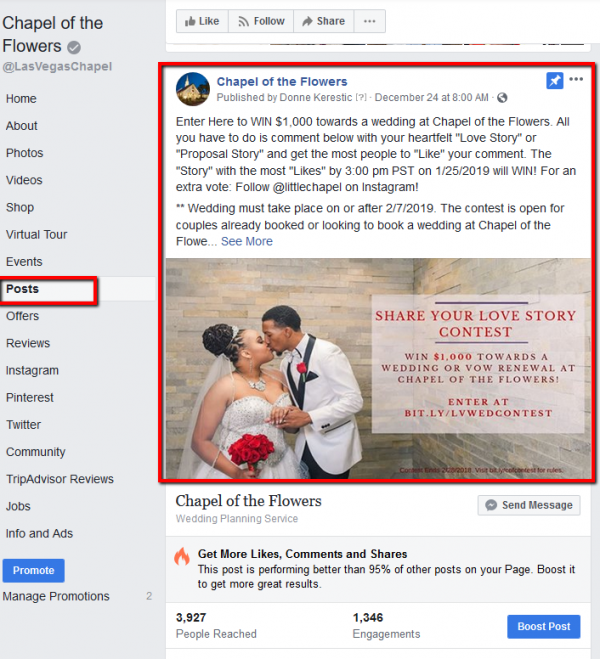 Share the love Contest | Wedding Contests