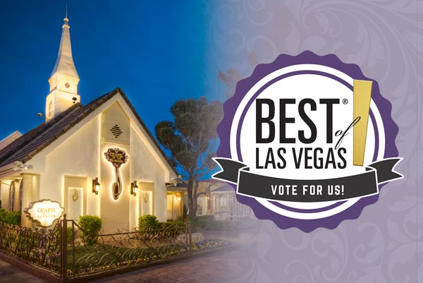 Best of Las Vegas 2019 | Best Place to Get Married in Las Vegas