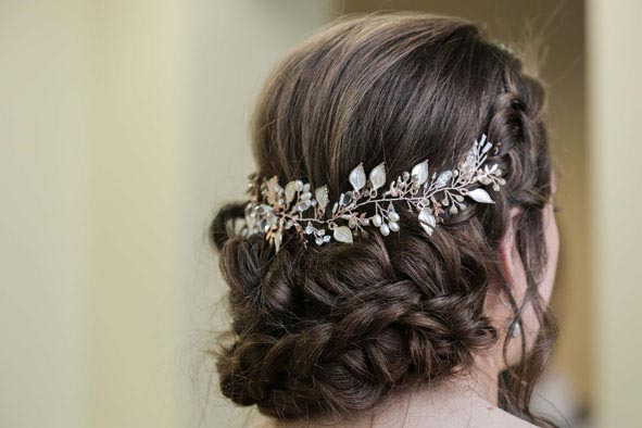 Hair Accessory | Fall Wedding Hair | Fall Wedding Ideas