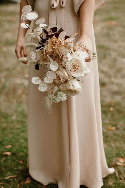 Fall Bridesmaids Bouquet | Bouquet Ideas | Fall Wedding Flowers | Fall Wedding Ideas