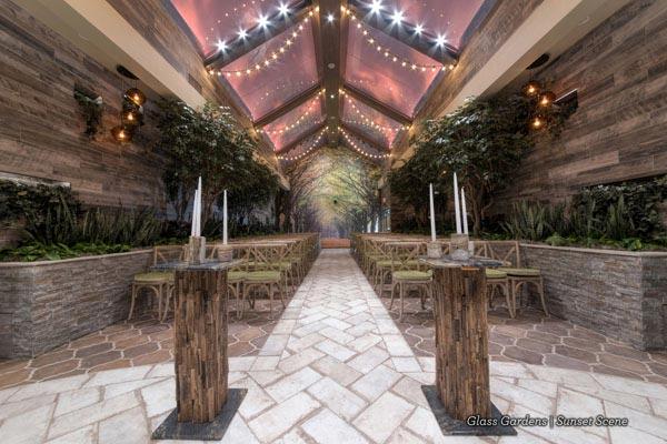 Sunset Weddings | Glass Gardens | Fall Wedding Venue | Fall Wedding Ideas