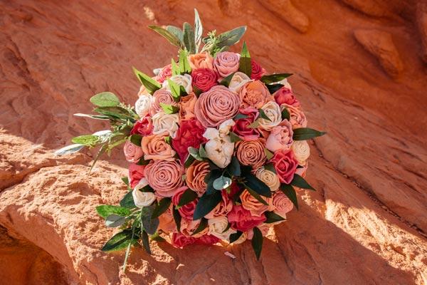 Wedding on Mars | Bridal Bouquet
