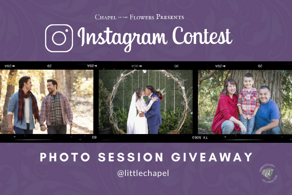 Wedding Contest | Instagram Giveaway | Win a Photo Session