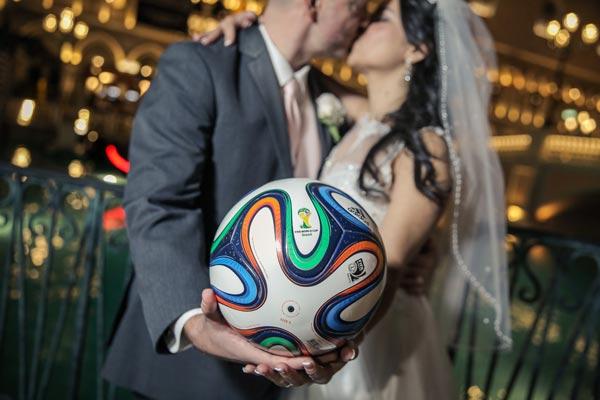 Volleyball Wedding Ideas | Sports Themed Wedding Ideas