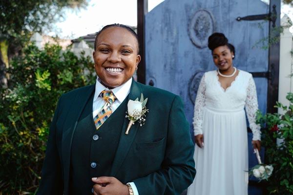 Women's Tuxedo   LGBTQ Wedding Ideas   Same-Sex Wedding Ideas