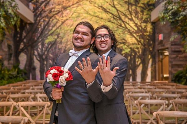 Groom's Bouquet   LGBTQ Wedding Ideas   Same-Sex Wedding Ideas