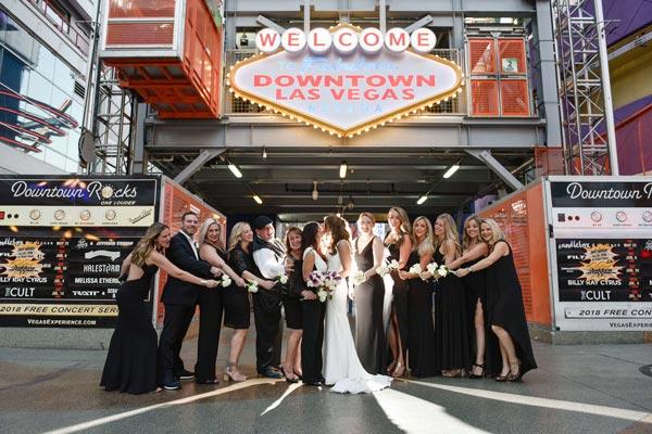 Mix Gender Wedding Party   LGBTQ Wedding Ideas   Same-Sex Wedding Ideas