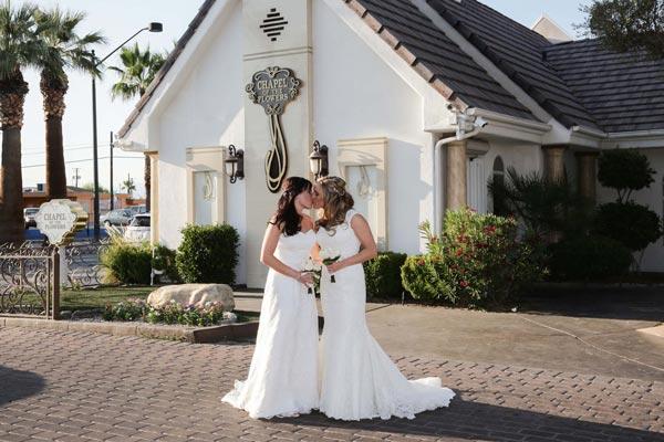 LGBTQ Friendly Wedding Venue Las Vegas   LGBTQ Wedding Ideas   Same-Sex Wedding Ideas